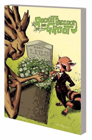 Rocket Raccoon and Groot Vol. 2