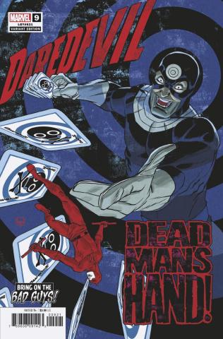 Daredevil #9 (Johnson  BobG Cover)