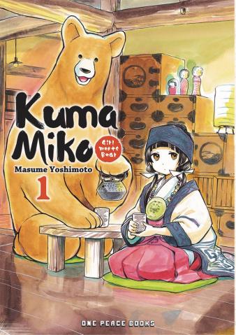 Kuma Miko Vol. 1