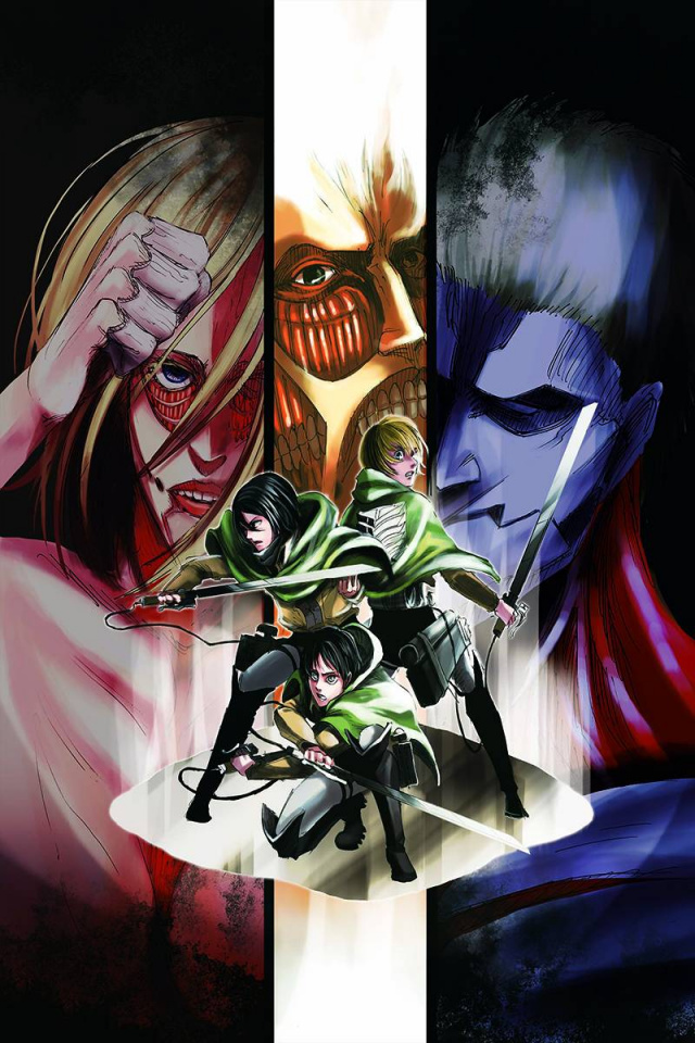 Attack on Titan Vol. 17