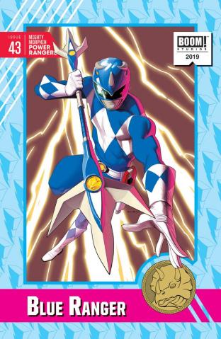 Mighty Morphin' Power Rangers #43 (20 Copy Anka Cover)