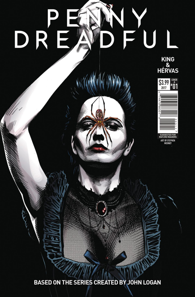 Penny Dreadful #1 (Mooney Cover)