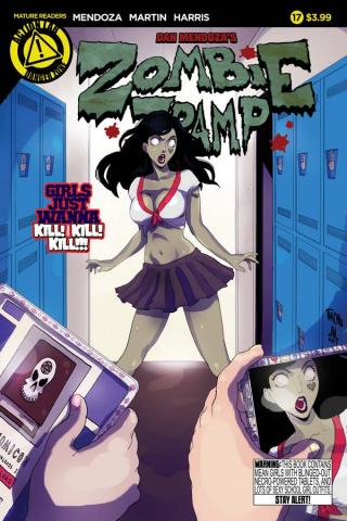 Zombie Tramp #17