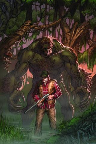 Monster Hunter's Survival Guide #2 (Kirkham Cover)