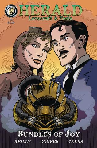Herald: Lovecraft & Tesla - Bundles of Joy #2