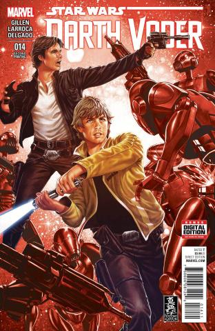 Darth Vader #14 (Brooks 2nd Printing)