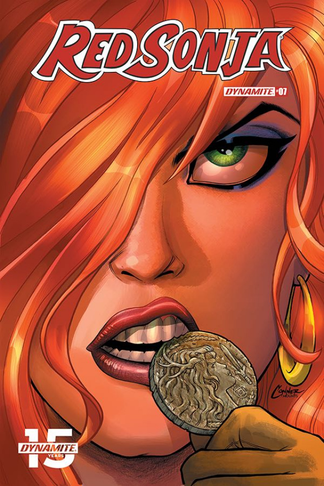Red Sonja #7 (Conner Cover)