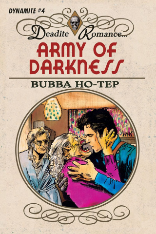Army of Darkness / Bubba Ho-Tep #4 (Hack Cover)