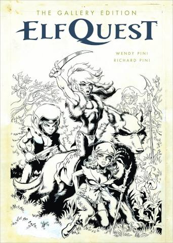 Elfquest: The Original Quest Gallery Edition