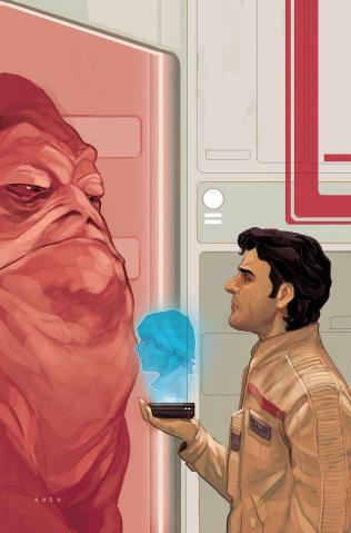 Star Wars: Poe Dameron #4