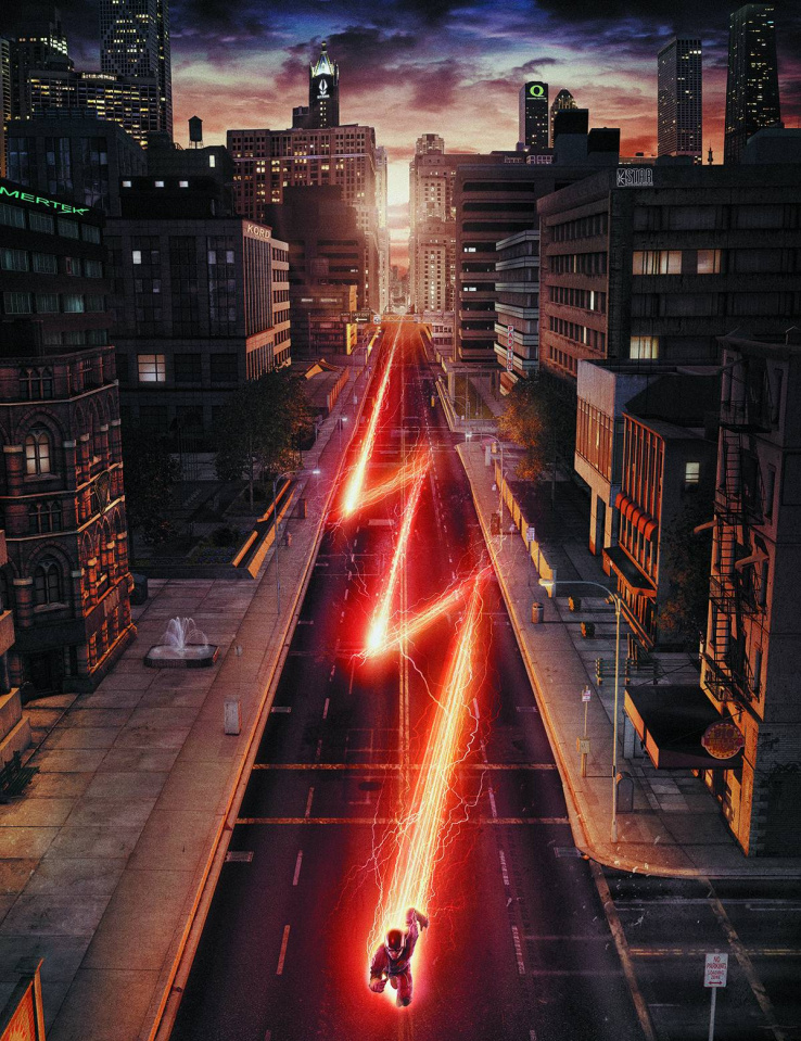 The Flash, Season Zero #4