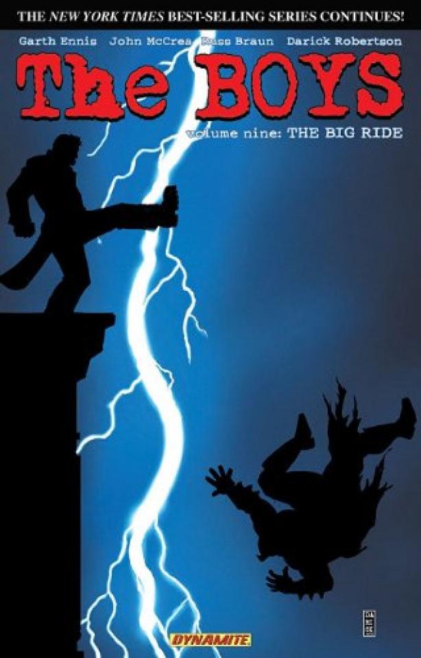 The Boys Vol. 9: The Big Ride