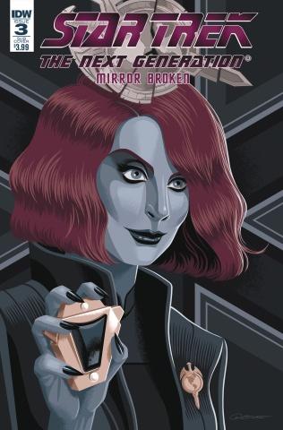 Star Trek: The Next Generation - Mirror Broken #3 (Of 6) Cvr B Caltsoudas