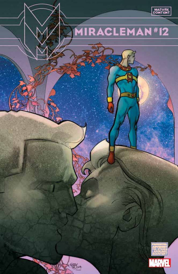 Miracleman #12 (Ferry Cover)