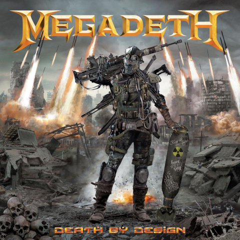Megadeth: Death by Design (With Vinyl)
