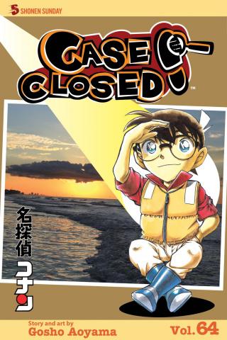 Case Closed Vol. 64