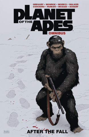 Planet of the Apes: After the Fall (Omnibus)