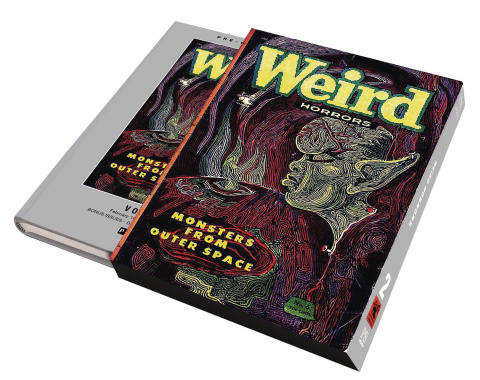 Weird Horrors Vol. 2 (Slipcase Edition)