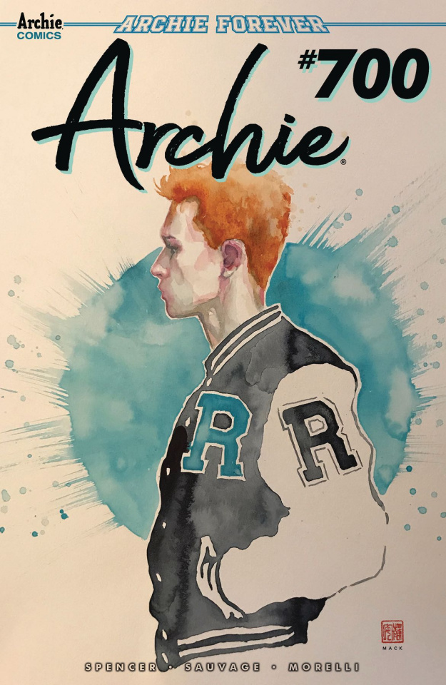 Archie #700 (Mack Cover)