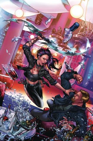 Hellchild: Blood Money #2 (Riveiro Cover)