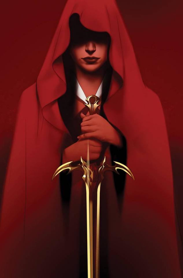 Vengeance of Vampirella #17 (Oliver Virgin Cover)