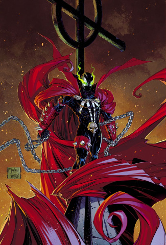 Spawn #286 (Dinisio Cover)