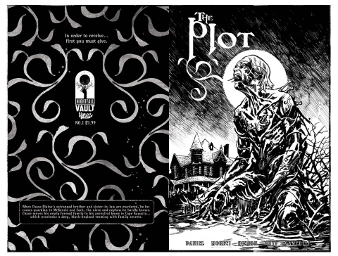 The Plot #1 (B&W Deluxe Edition)