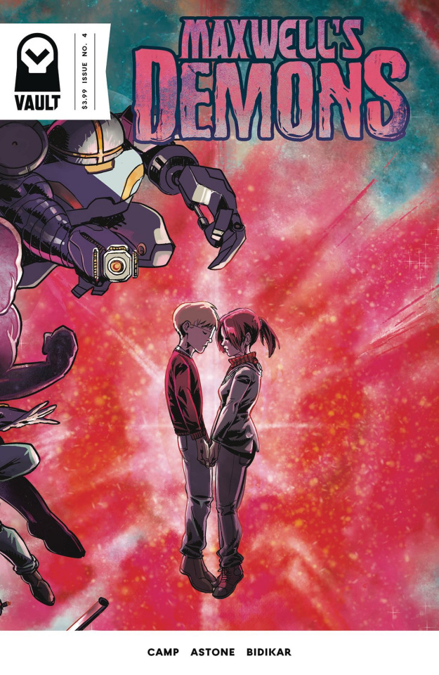 Maxwell's Demons #4