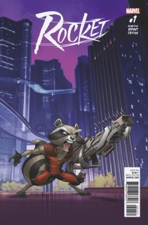 Rocket #1 (Animation Cover)