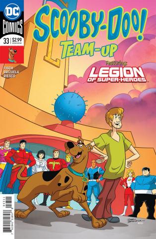 Scooby Doo Team-Up #33