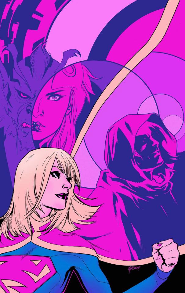 Supergirl Vol. 6: The Crucible