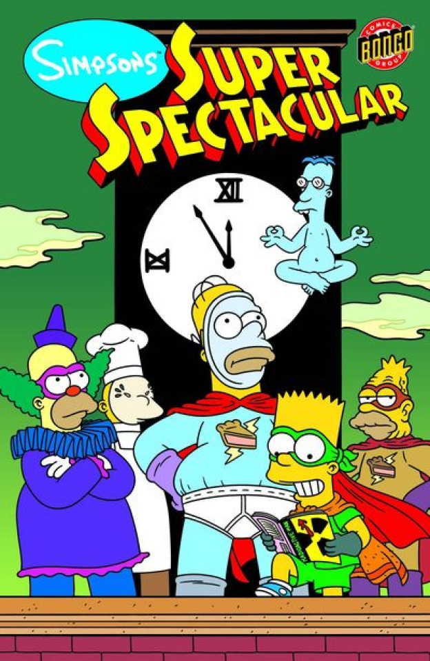 Simpsons Super Spectacular #13