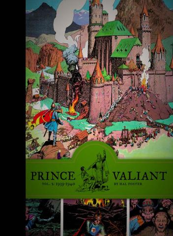 Prince Valiant Vol. 2: 1939-1940