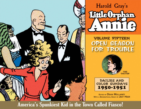 The Complete Little Orphan Annie Vol. 15