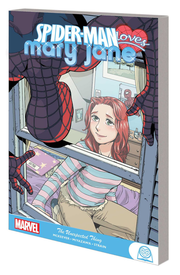 Spider-Man Loves Mary Jane: The Unexpected Thing