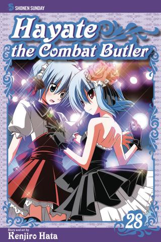 Hayate: The Combat Butler Vol. 28