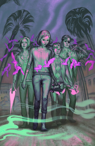 Buffy the Vampire Slayer, Season 10 #15 (Morris Cover)