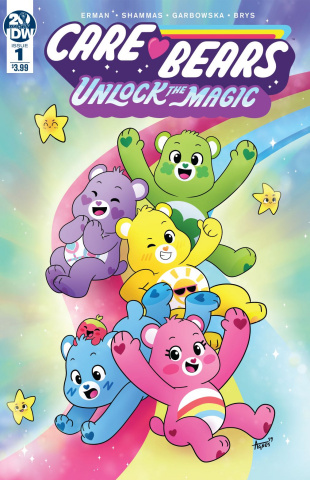 Care Bears #1 (Garbowska Cover)