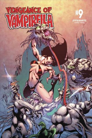 Vengeance of Vampirella #9 (Castro Cover)