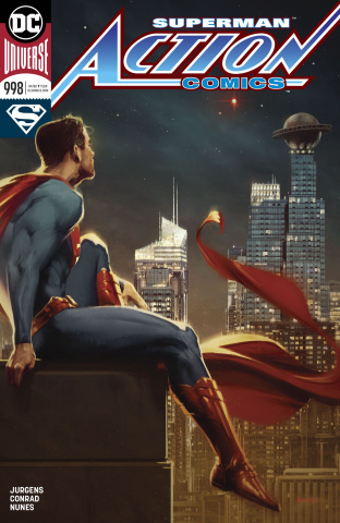 Action Comics #998 (Variant Cover)