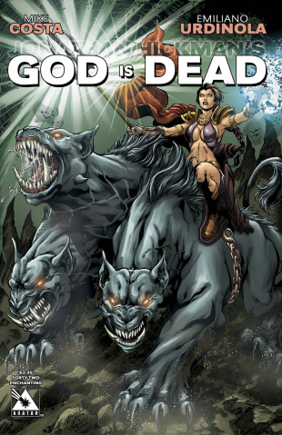 God Is Dead #42 (Enchanting Cover)
