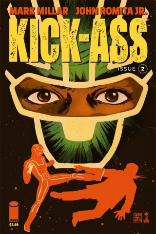 Kick-Ass #2 (Francavilla Cover)