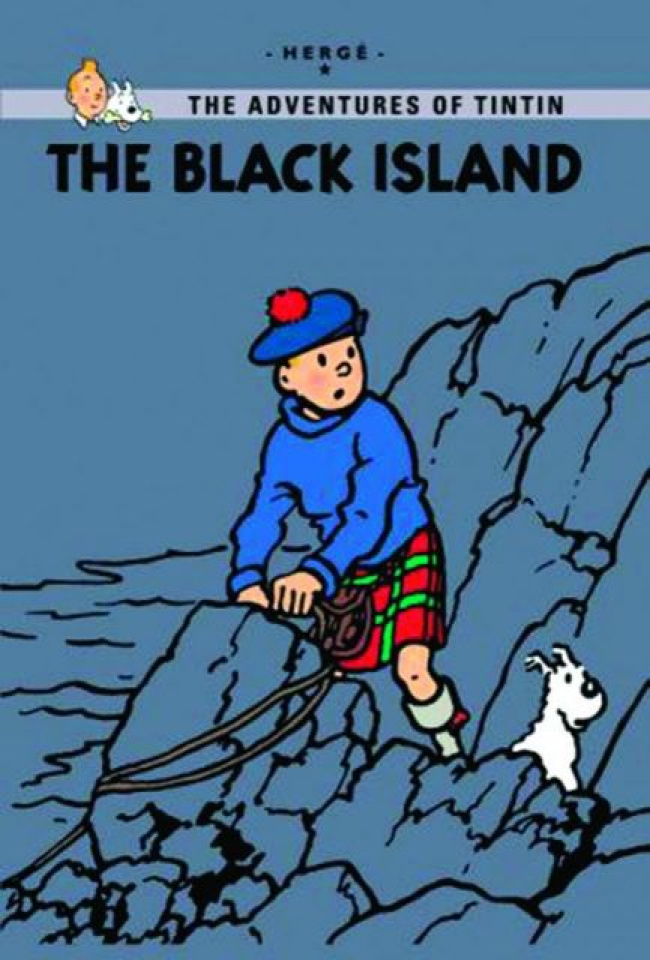 Tintin: The Black Island