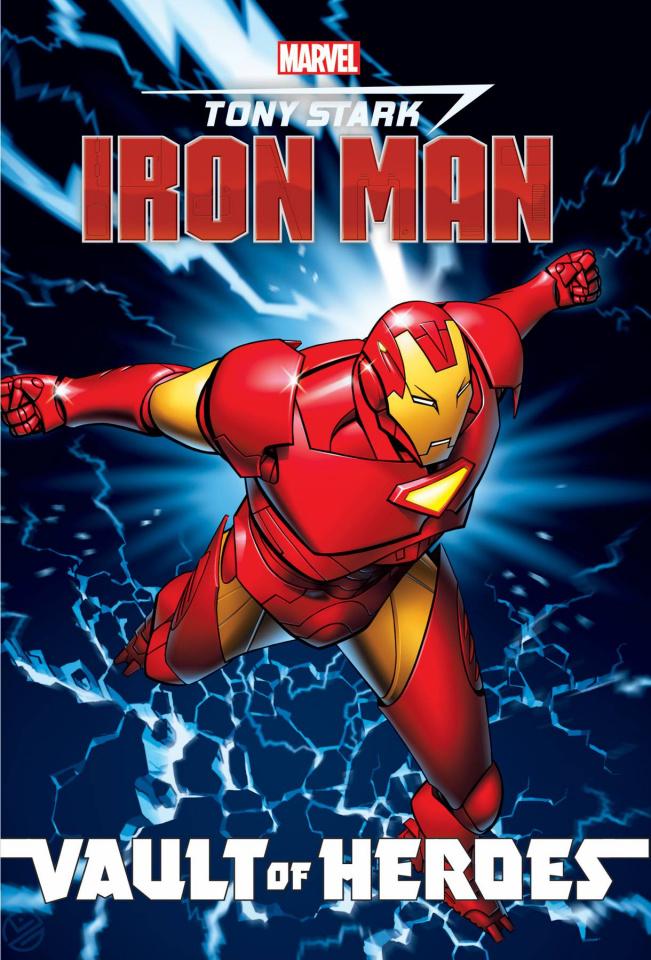 Marvel Vault of Heroes: Iron Man