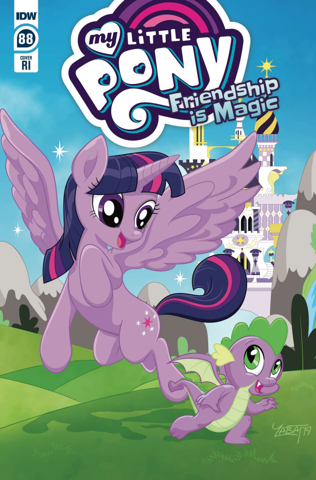 My Little Pony: Friendship Is Magic #88 (10 Copy Labat Cover)
