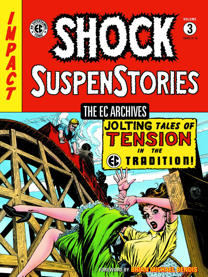 The EC Archives: Shock SuspenStories Vol. 3