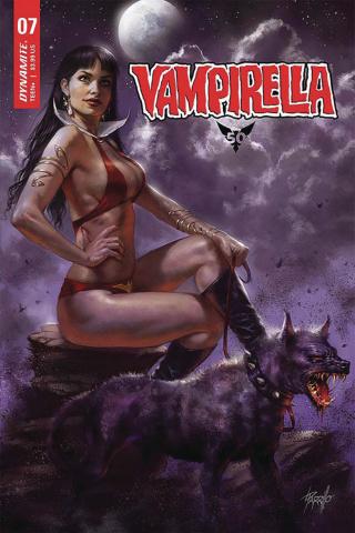 Vampirella #7 (10 Copy Parillo Cover)