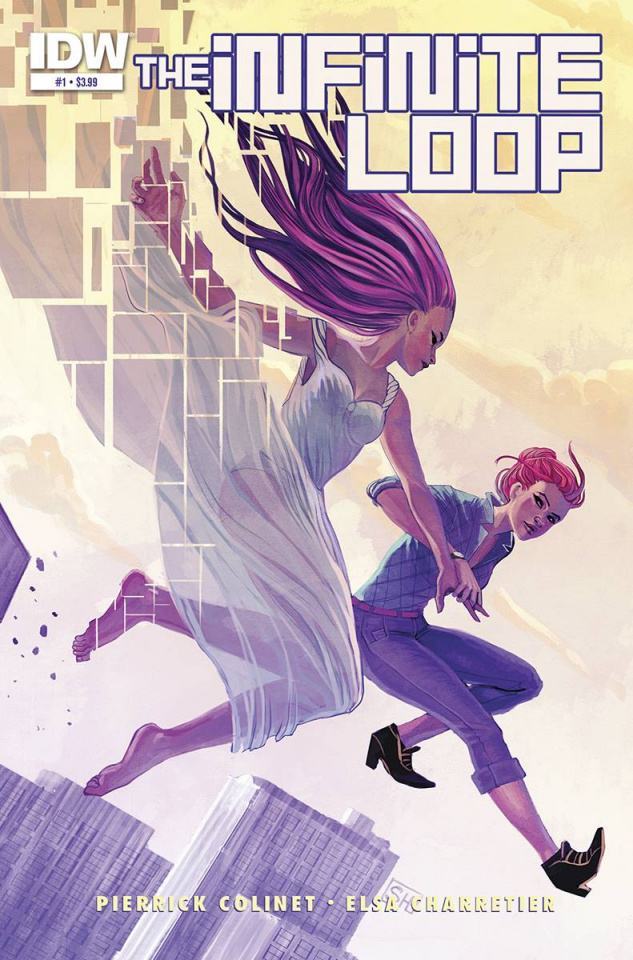 The Infinite Loop #1 (Subscription Cover)