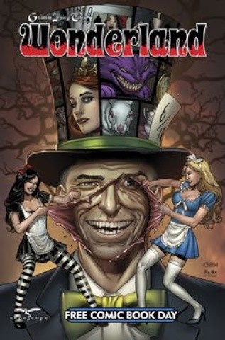 Grimm Fairy Tales: Wonderland Special Edition
