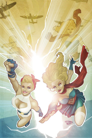DC Comics Bombshells #29